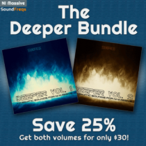 NI Massive Deeper Bundle from SoundFreqs